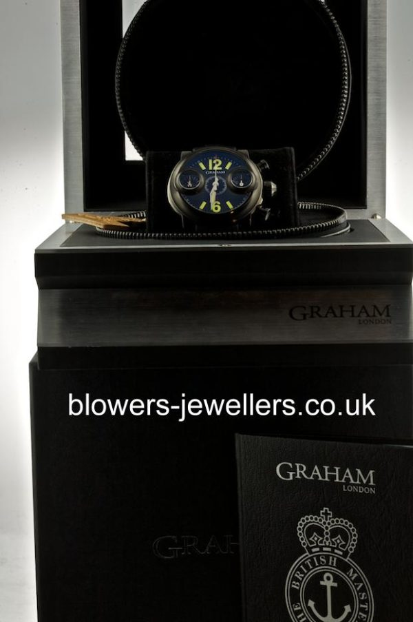 Gents Graham Swordfish Limited Edition 1 of 500 pieces