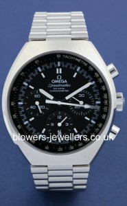 Omega Mark II Co-Axil Chronograph 327.10.43.50.01.001