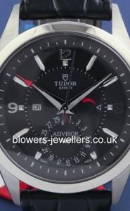 Titanium Tudor Heritage Advisor 79620T