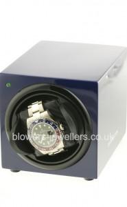 Barrington Watch Winder - Blue