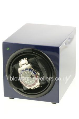 Barrington Watch Winder – Blue