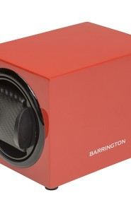 Single Watch Winder Crimson Red