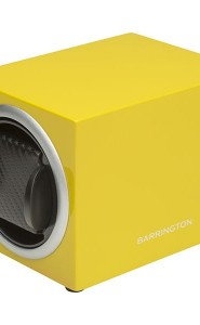 Single Watch Winder Electric Yellow