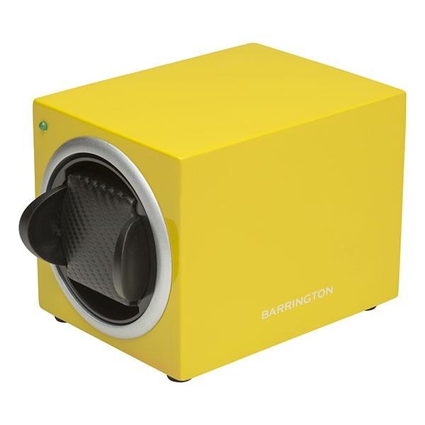 Single Watch Winder Electric Yellow