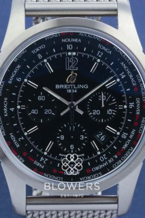 Breitling Transocean Chronograph AB0150U6