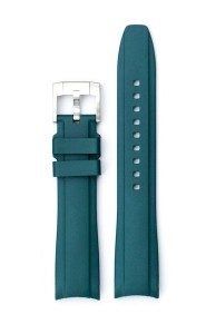 Everest Rolex Rubber Strap Green