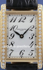 18ct yellow gold Patek Philippe Gondolo 4825.