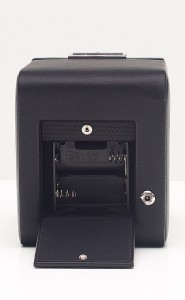 Wolf Roadster Watch Winder in Black