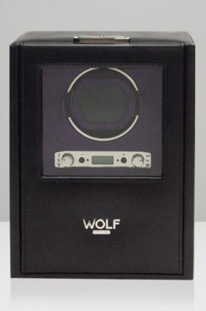 Wolf Blake Watch Winder in Black