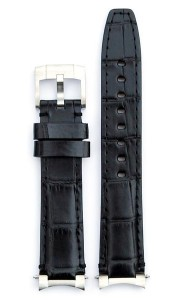 Everest Alligator Strap for Rolex