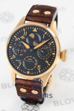 18ct Rose Gold IWC The Big Pilot