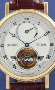 "Breguet classique ""Grande Complication"" Tourbillon 5317BA/12/9V6"