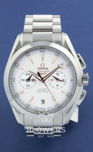 Omega Seamaster GMT Chronograph. 231.10.43.52.02.001