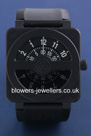 Bell & Ross Compass BR 01-92 limited edition