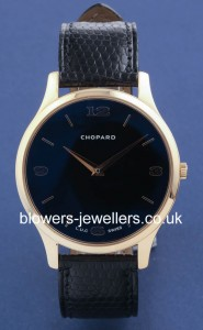18ct rose gold Chopard LUC XP 16/1902