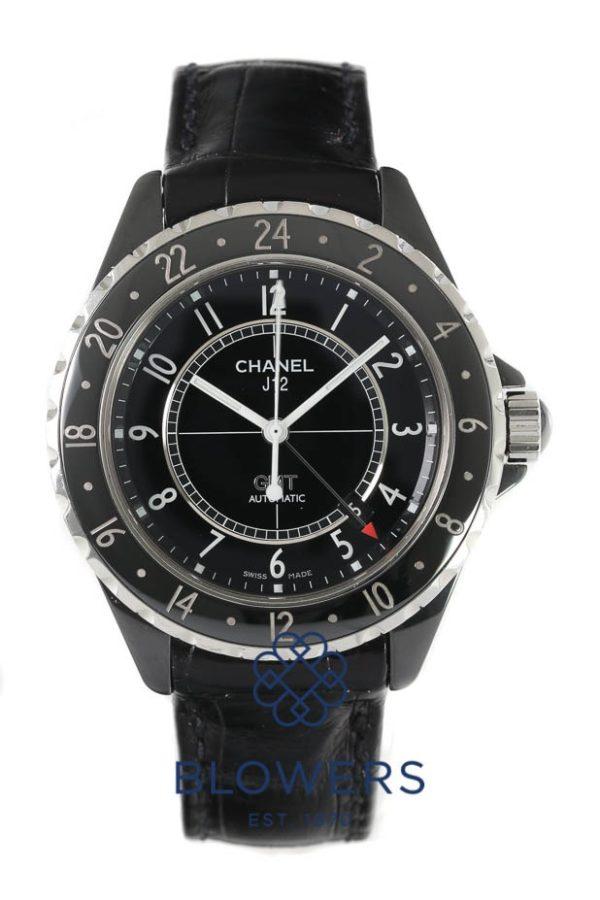 Chanel J12 Black Ceramic H2620