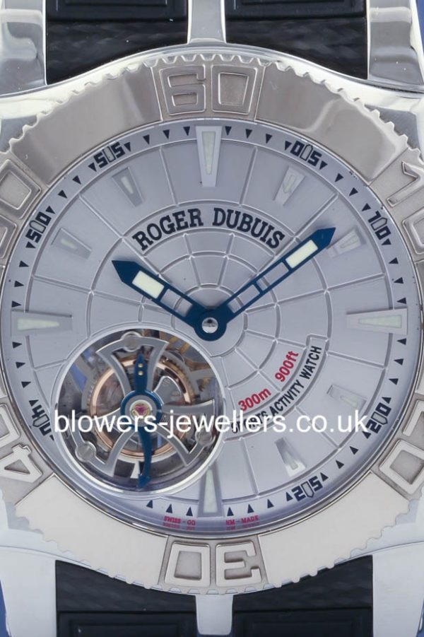 Roger Dubuis Easy Diver Flying Tourbillon 'Just for Friends' SE48 029/0 3.53