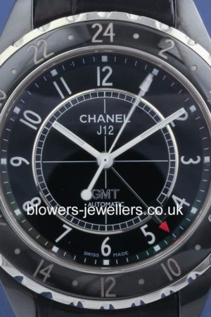 Chanel J12 Black Ceramic H2620