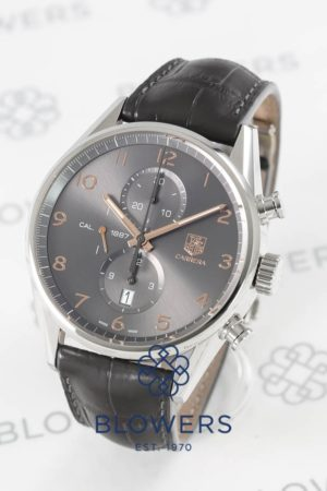 Tag Heuer Carrera Chronograph Calibre 1887 Automatic CAR2013-0