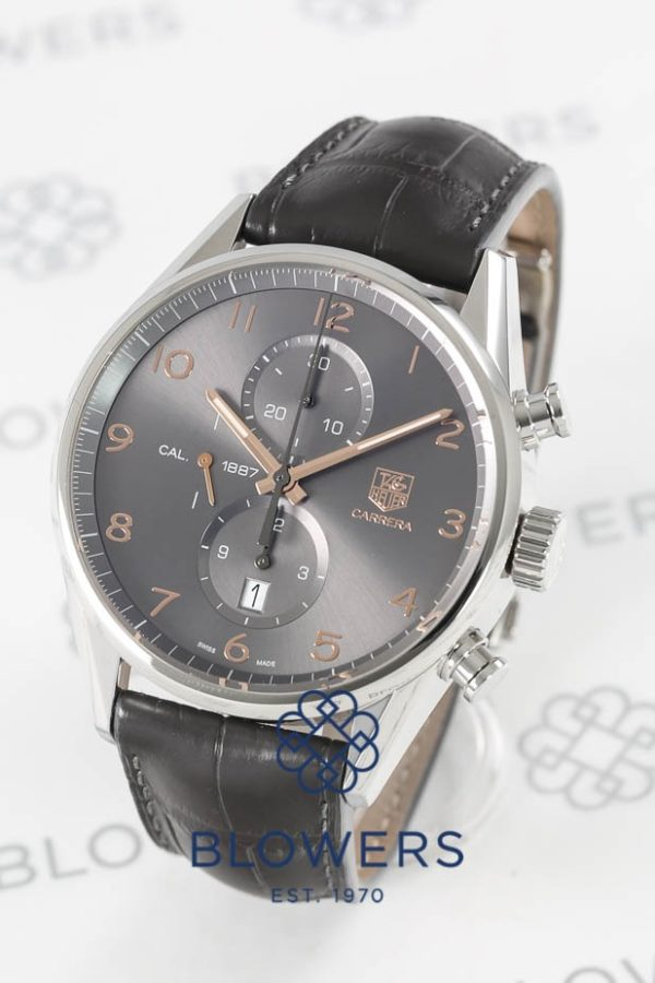 Tag Heuer Carrera Chronograph Calibre 1887 Automatic CAR2013-0