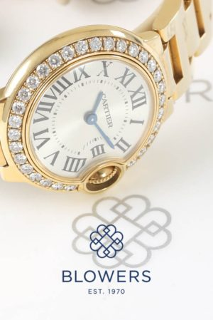 Cartier Ballon Bleu WE9001Z3