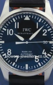 IWC Pilot's Mark XVI Ref: IW3255-01