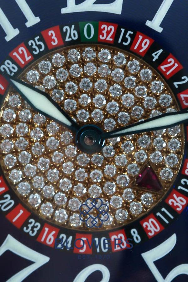 Franck Muller Cintree Curvex Vegas 5850 D