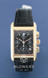 18ct Rose Gold Audemars Piguet Edward Piguet Ref: 25925OR/O/0001CR/01
