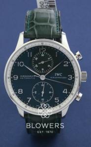 IWC Portugieser Chrono Boris Becker IW3714-30