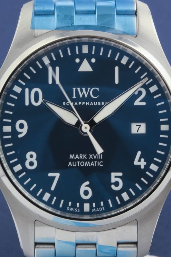 "IWC Pilot's Mark XVIII ""Le Petit Prince"" (The Little Prince)"