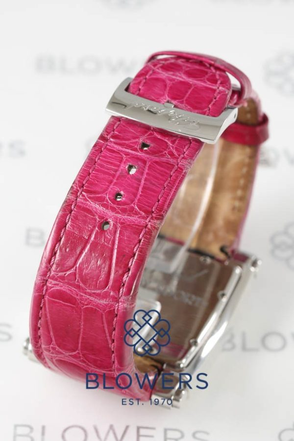 Chopard Steel Happy Sport 2 Square XL. reference 28/8448-20
