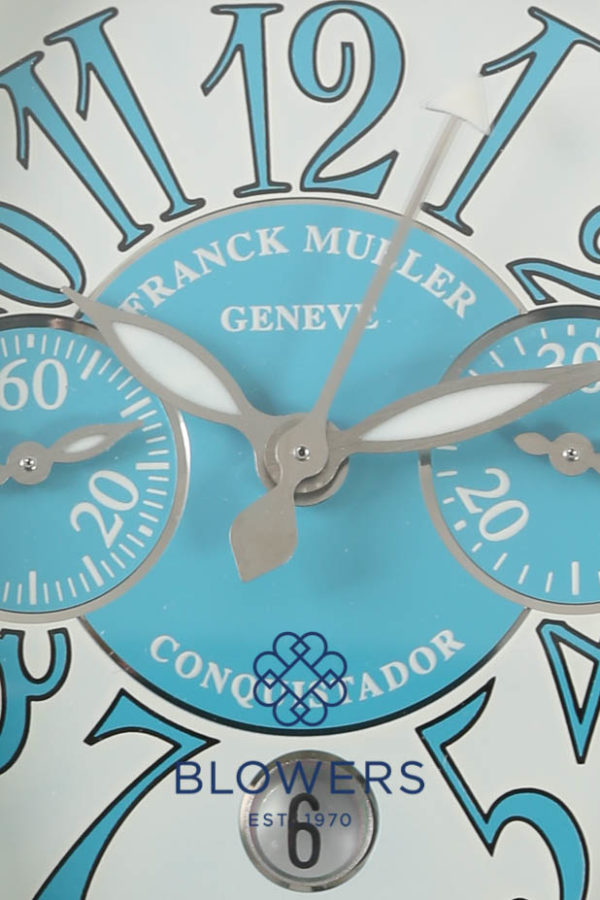 Franck Muller King Costa Smeralda 8005 CC KING