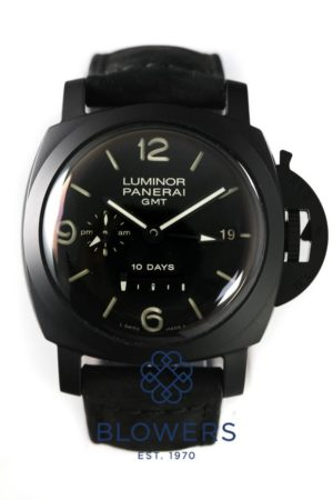 Panerai Luminor 1950 10 Days GMT Ceramica PAM 00335