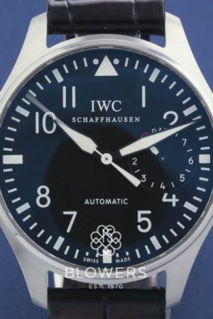 IWC Big Pilots Watch IW5004-01
