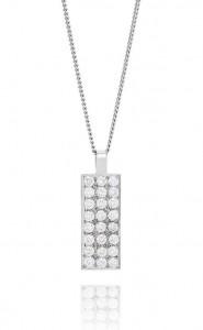 Diamond Set Ingot