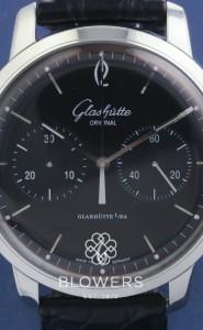 Glashutte Sixties Senator Chronograph 393.402.22.04