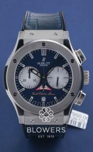 Titanium Hublot Classic Fusion Yacht Club Monaco 521.NX.5117.LR.YCM11