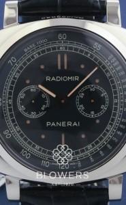 Panerai Radiomir 1940 Chronograph ORO Bianco