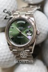 18ct White Gold Rolex Oyster Perpetual Day Date 228239