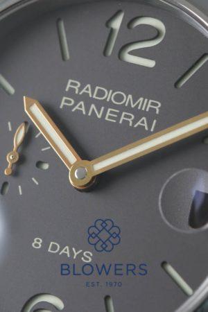 Panerai Radiomir 8 Days Titanio PAM 00346