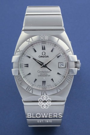 Omega Constellation Double Eagle Chronometer 1501.30.00