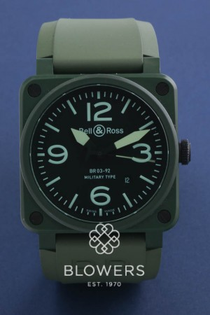 Bell & Ross BR03-92 Militaire
