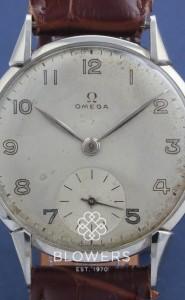 Vintage steel Omega