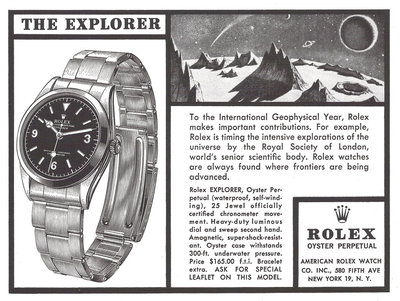 History of the Rolex Explorer: The Ultimate Tool Watch ...