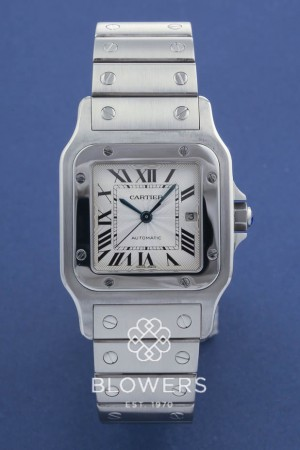Cartier Santos W20055D6