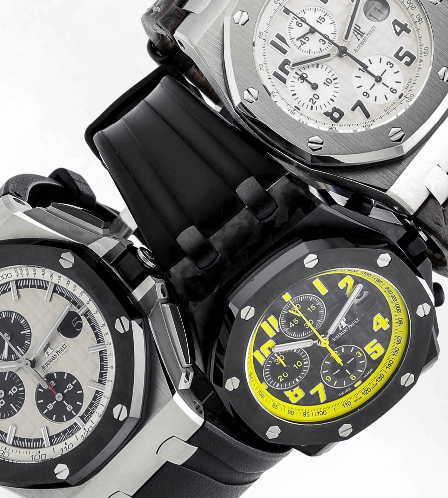 Group shot of Royal Oak Offshore