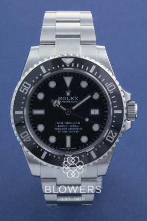 Rolex Oyster Perpetual Sea-Dweller 4000 116600