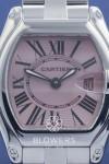 Cartier LadiesSteel Roadster