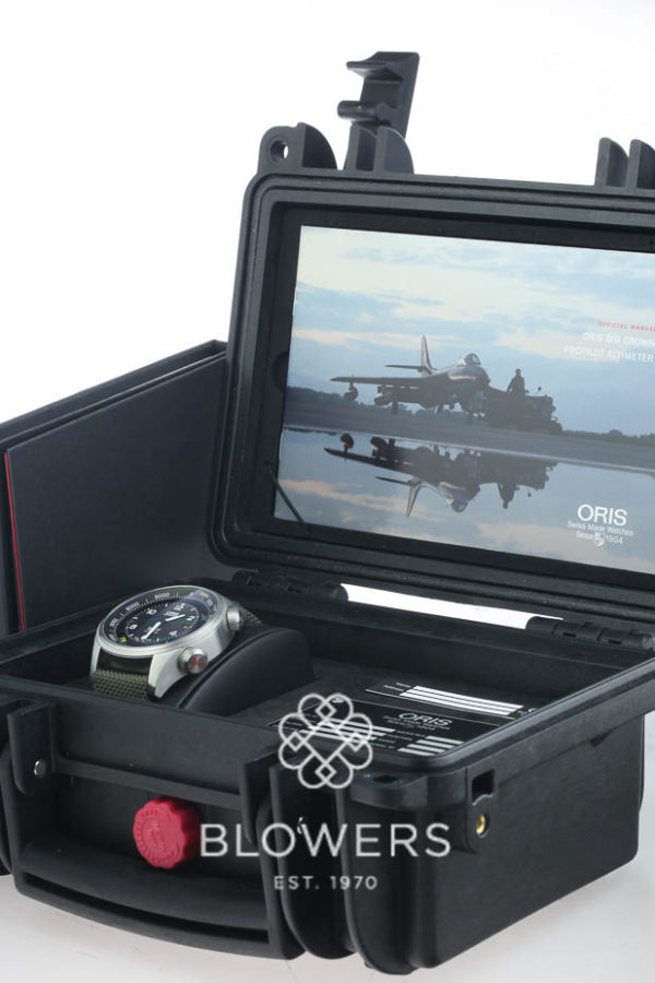Oris Big Crown Pro Pilot Refereence 01 773 7705 4134