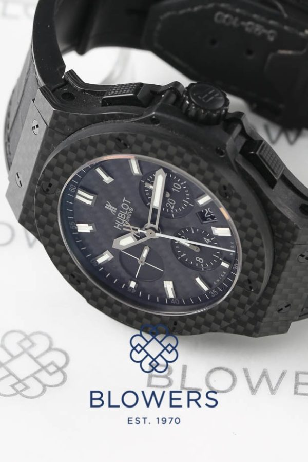 Hublot Big Bang Carbon Chronograph 301.QX.1724.RX
